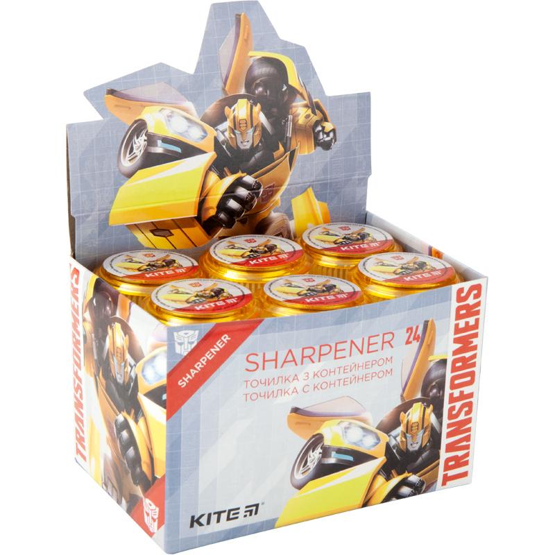 Точилка з контейнером Kite Transformers TF20-117