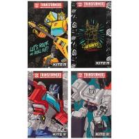 Блокнот-планшет Kite Transformers TF21-195, A6, 50 листов, нелинованный