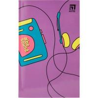 Книга записная Kite BeSound K20-260-1, интегральная обложка В6, 80 листов, клетка