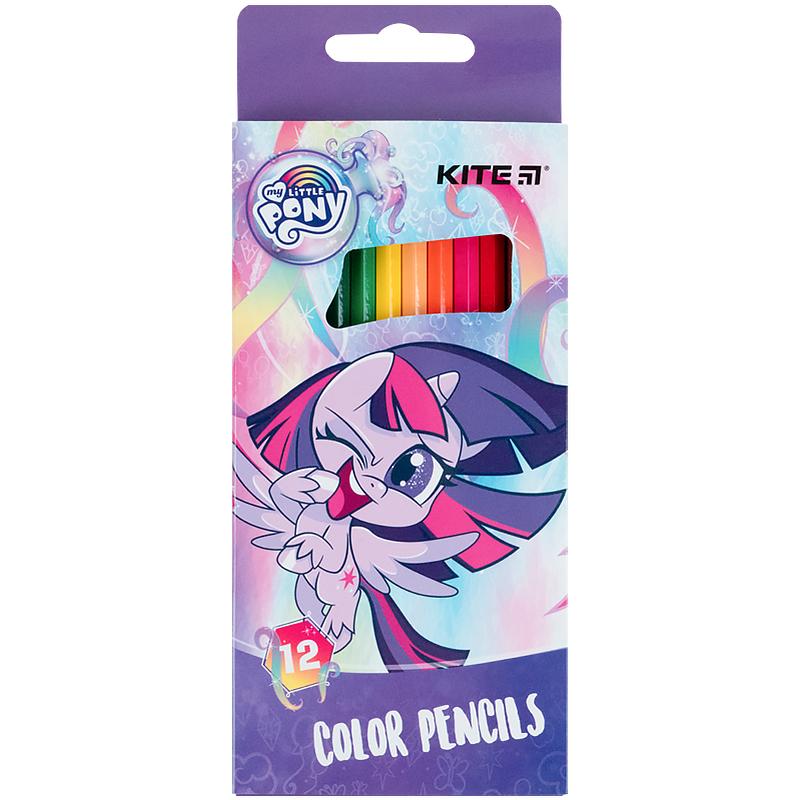 Олівці кольорові Kite My Little Pony LP21-051, 12 шт.