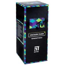 Термокружка Kite MTV MTV20-303-02, 440 мл, черная