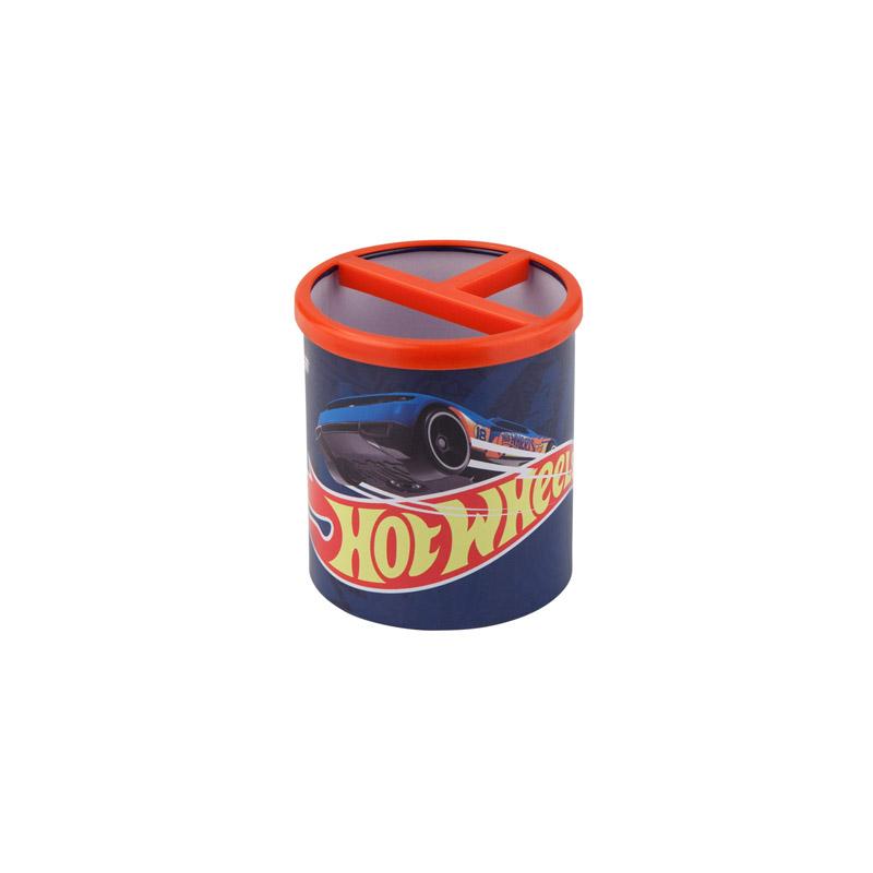 Стакан-підставка круглий Kite Hot Wheels HW19-106