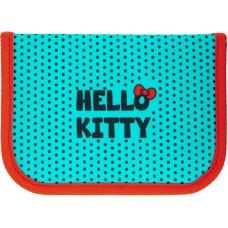 Пенал без наполнения Kite Education Hello Kitty HK21-622, 1 отделение, 2 отворота