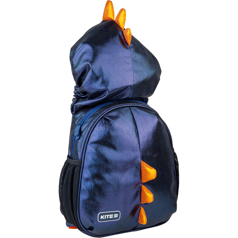 Рюкзак дитячий Kite Kids Black Dino K21-567XS-2