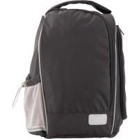 Сумка для обуви с карманом Kite Education Smart K19-610S-4, черная