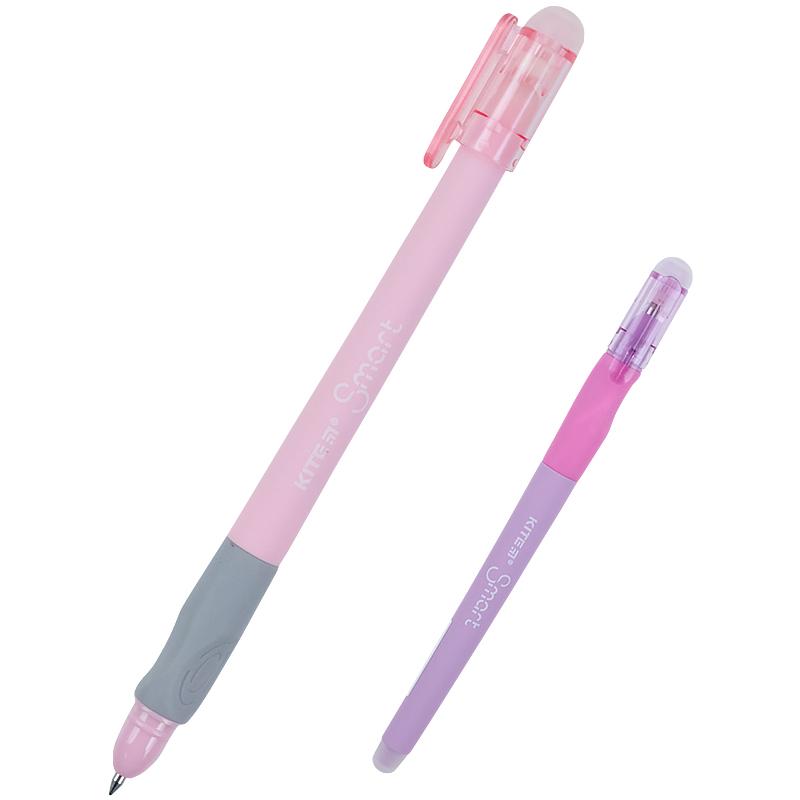 """Ручка гелева """"пиши-стирай"""" Kite Smart K21-098-03, синя"""