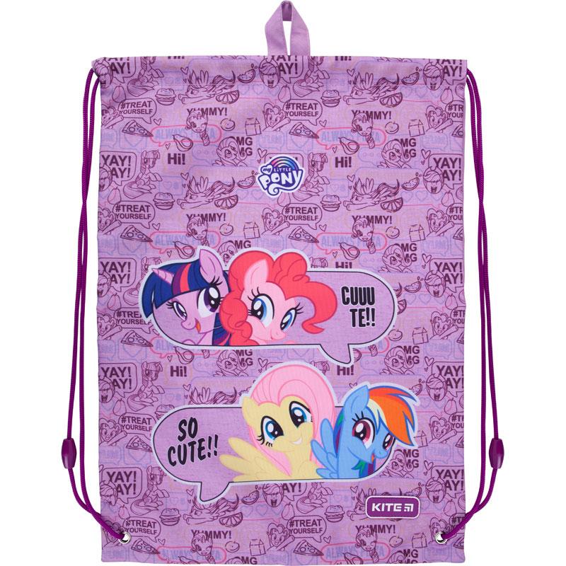 Сумка для взуття Kite Education My Little Pony LP21-600M
