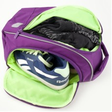 Сумка для обуви с карманом Kite Education Smart K19-610S-2, фиолетовая