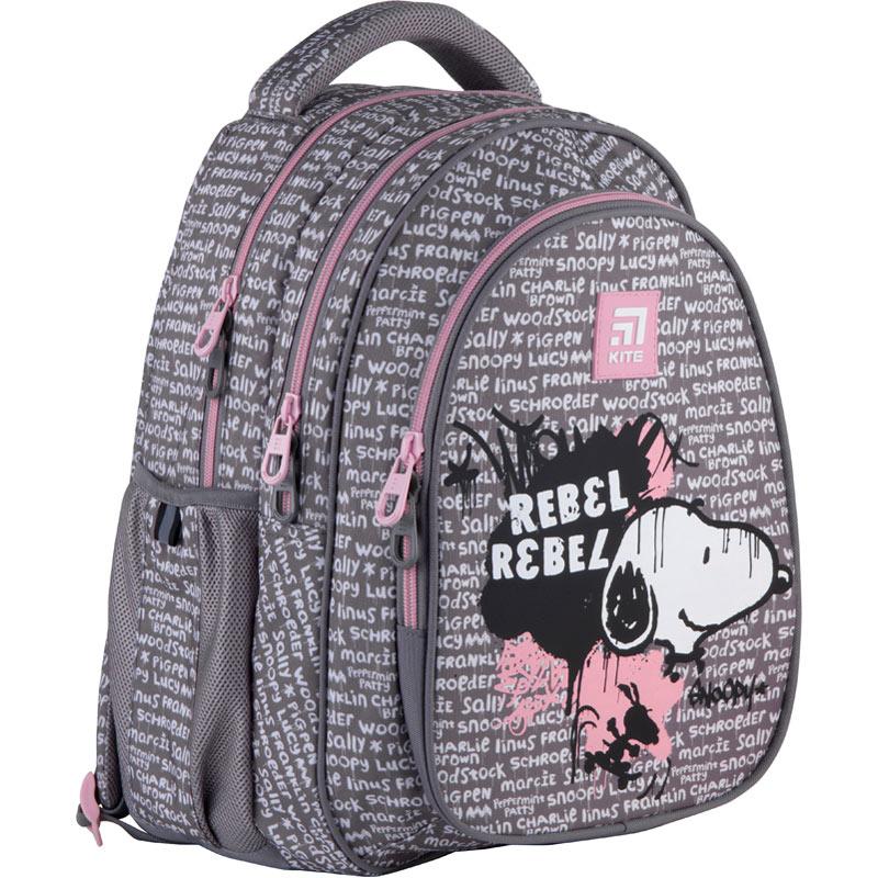 Рюкзак Kite Education Peanuts Snoopy SN21-8001M