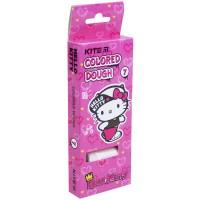 Цветнове тесто для лепки Kite Hello Kitty HK21-136, 7*20 г