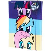 Папка для трудового обучения Kite My Little Pony LP21-213, А4