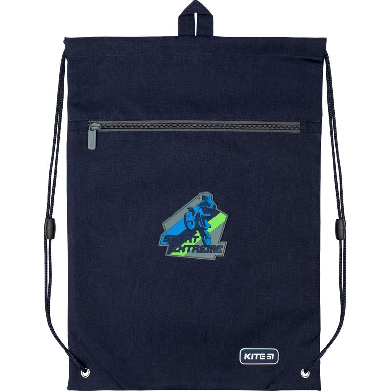 Сумка для обуви с карманом Kite Education Extreme K20-601M-8