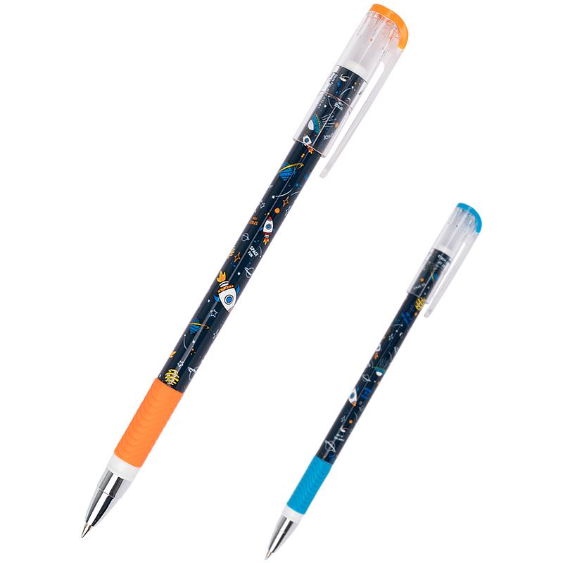 Ручка кулькова Kite Space K21-032-01, синя