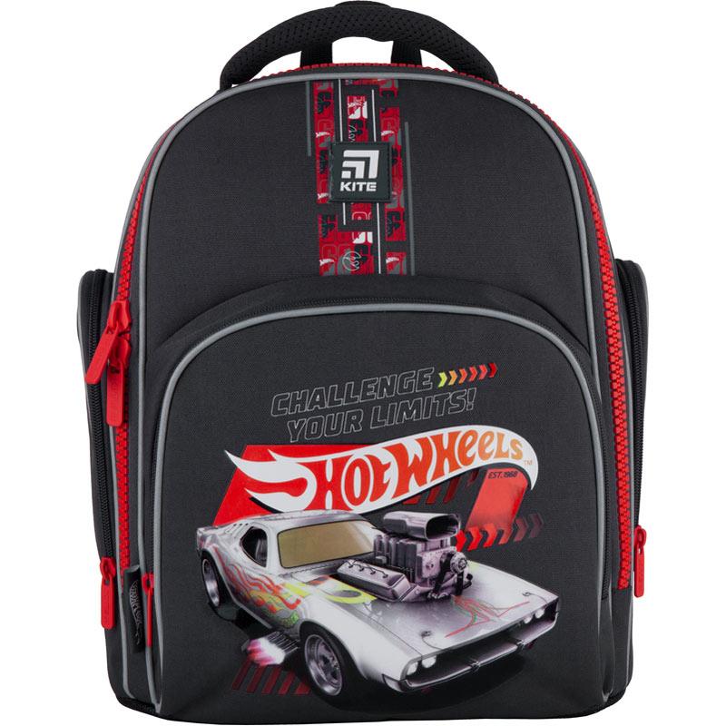 Рюкзак Kite Education Hot Wheels HW21-706S