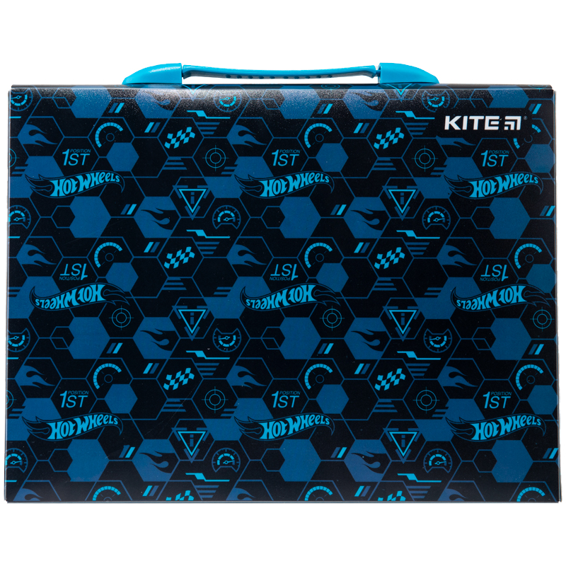 Портфель-коробка Kite Hot Wheels HW20-209