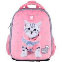 Рюкзак школьный каркасный Kite Education Studio Pets SP21-555S-2