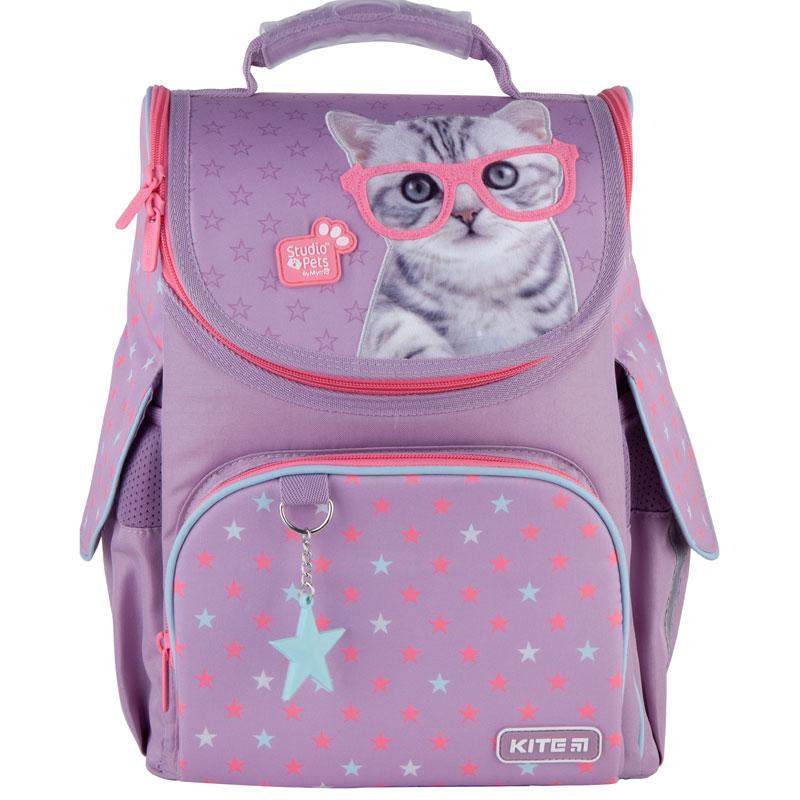 Рюкзак шкільний каркасний Kite Education Studio Pets SP21-501S