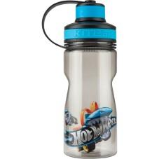 Бутылочка для воды Kite Hot Wheels HW20-397, 500 мл, черная