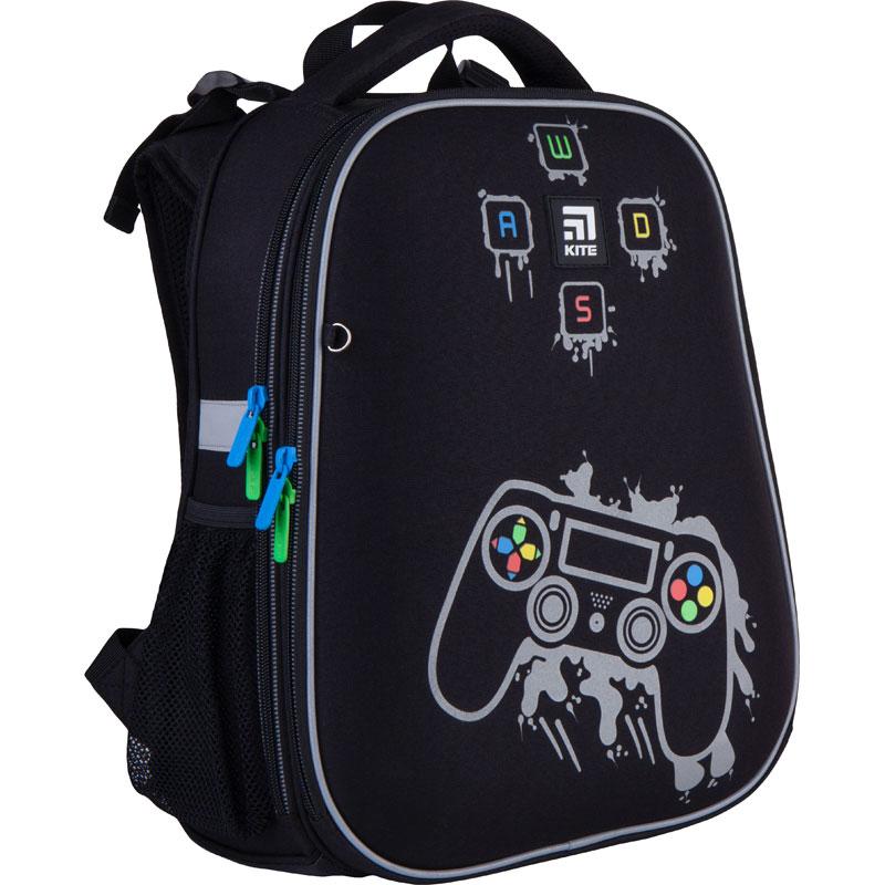 Рюкзак шкільний каркасний Kite Education Gamer K21-531M-2